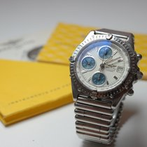 Breitling Chronomat Stahl Roulleauxband