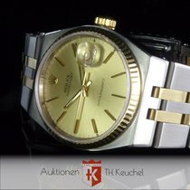 Rolex Datejust Oysterquartz Gold Stahl Ref. 17013 Chronometer...