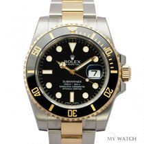 롤렉스 (Rolex) Rolex Submariner Two-Tone 116613LN (NEW)