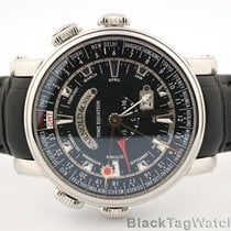 Arnold & Son Hornet WorldTimer Equation of Time GMT 1H6AS.B05A...