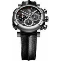 Romain Jerome DeLorean-DNA Chronograph Automatic Men's Watch