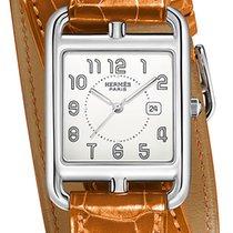 Hermès Cape Cod Quartz Medium GM 043776ww00