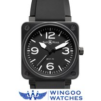Bell & Ross BR 01-92 CARBON Ref. BR0192-BL-CA