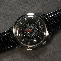 Jaeger-LeCoultre Automatic Alarm World Time