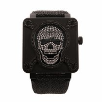 Bell & Ross BR01 Airborne 415 Limited Edition Skull Watch...