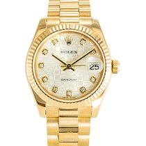 Rolex Watch Datejust Lady 31 178278