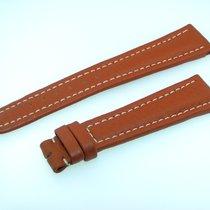 Breitling Band 20mm Brown Maron Calf Strap Ib20-10