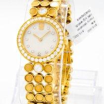 "Harry Winston ""Premier"" Watch - 18k Yellow Gold /..."