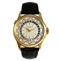 Patek Philippe WORLD TIME 5110J Yellow Gold