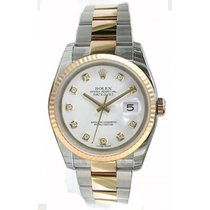 Rolex Datejust Men's Heavy Oyster Model 116233 In Box with...