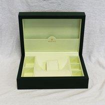 """Rolex Uhrenbox """"Big Box"""" mit Umkarton für Platin Modelle"""