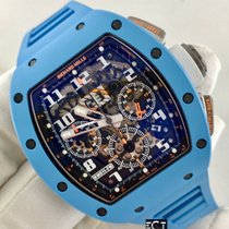 Richard Mille Baby Blue Ceramic Last Edition
