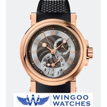 Breguet - Marine Rose Gold Ref. 5857BR/Z2/5ZU