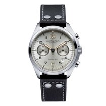 Hamilton Men's H76416755 Khaki Aviation Pilot Pioneer Watch
