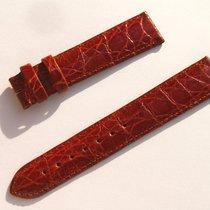 Zenith Croco Band Armband Braun Brown 18 Mm Für Dornschliesse...