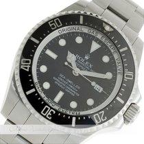 Rolex Sea Dweller Deep Sea Stahl 116660