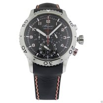 Breguet Transatlantique Type XXII Flyback 10 Hz  44mm 3880st/h...