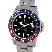 Rolex Gmt I 16750 Steel, 40mm