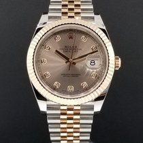 롤렉스 (Rolex) Datejust 41 Ref. 126331 Steel & 18k Rose Gold...