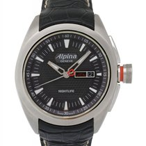 Alpina Nightlife Club Day Date Men's Watch – AL-242B4RC6