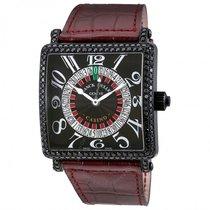 Franck Muller Master Square Casino Men's Watch 6050 K CSN...