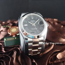 勞力士 (Rolex) 116300 Datejust II Black Roman Dial Smooth Bezel...