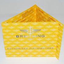 Breitling Authorized Distributors Broschüre