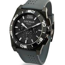Locman Stealth 0212BKKA-GYKSIA Quarz Chronograph Men's Watch