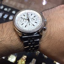 Breitling Bentley 6.75 wheel in the back  A44362