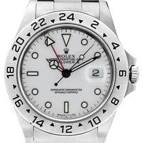 Rolex Explorer II 16570 White