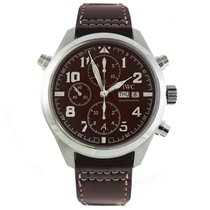 IWC Pilot's Watch Double Chronograph Edition Antoine de...