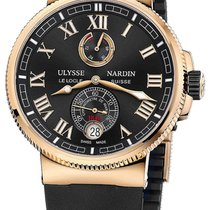Ulysse Nardin Marine Chronometer Manufacture 43mm 1186-126-3/42