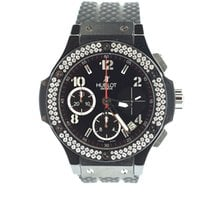 Hublot Big Bang Black Magic Diamonds NEW