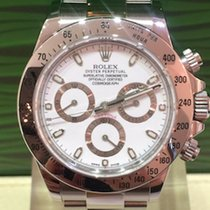 Rolex Daytona Ref. 116520 2015/08 TOP Box & Papiere