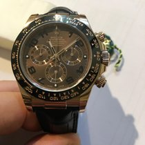 Rolex Daytona 116515LN 18k Rose Gold Cosmograph Chocolate...