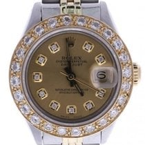 Ρολεξ (Rolex) Datejust Automatic-self-wind Womens Watch 6917...