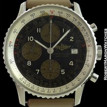Breitling Navitimer Chronograph Tropical Dial Steel