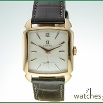 Omega Cosmic 18 kt Gold 1952 Cal 342  31x30 mm