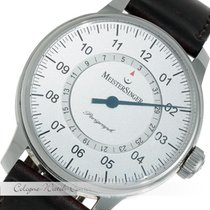 Meistersinger Perigraph Stahl AM1003