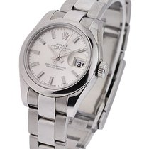 Rolex Used 179160 Ladys Steel DATEJUST with Oyster Bracelet...