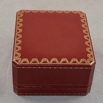 Cartier Uhrenbox Must De Cartier  Rarität Watch Case Uhren Box 25