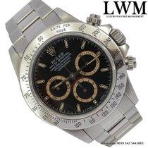 Rolex Daytona 16520 Patrizzi dial U Series Full Set 1998