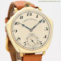 Gruen Pocket Watch Conversion To Wrist Watch circa 1930's...