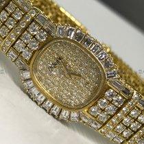 DeLaneau - Vintage G.379 Full Diamond YG