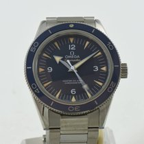 Omega Seamaster 300 Master Co-Axial Titanium