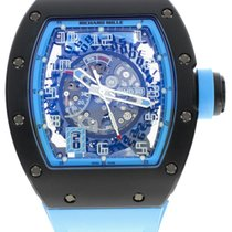 Richard Mille RM030 Carbon Blue Limited Edition Argentina