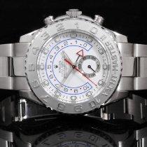 Rolex 116689 18K White Gold & Platinum Yacht-Master II