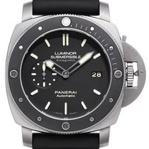 Panerai Luminor Submersible 1950 Amagnetic 3 Days Titan PAM00389