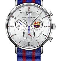 Maurice Lacroix Eliros Chronograph Date, White Dial, Textile...