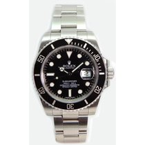 Rolex Submariner 116610 Heavy Band Black Cerachrom Bezel and...